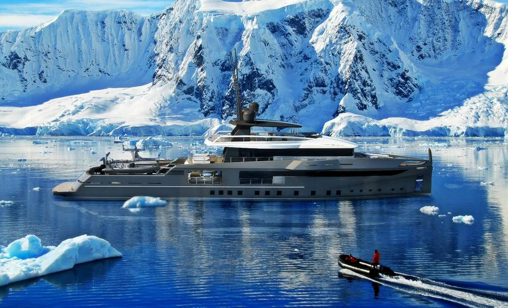 Ocea Nemo 50 Ice superyacht