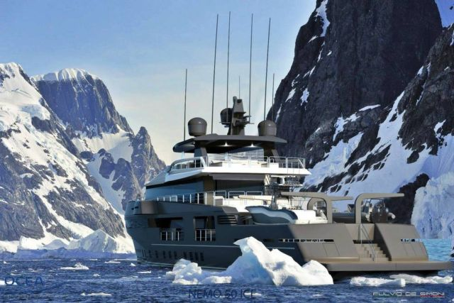 Ocea Nemo 50 Ice superyacht (4)