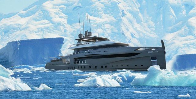 Ocea Nemo 50 Ice superyacht (2)