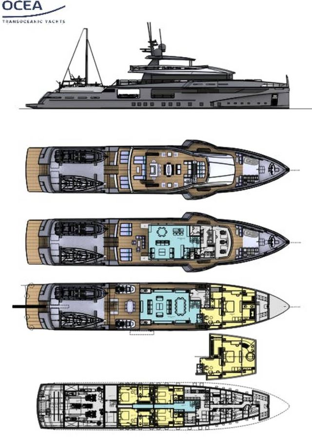 Ocea Nemo 50 Ice superyacht (1)
