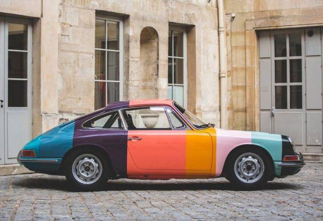 Porsche 1965 911 racer by Paul Smith