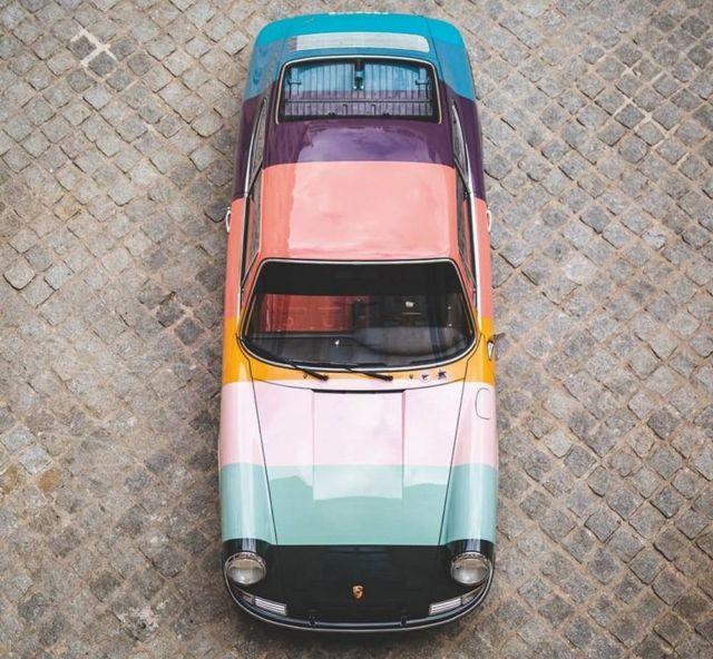 Porsche 1965 911 racer by Paul Smith (4)
