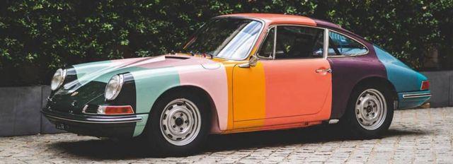 Porsche 1965 911 racer by Paul Smith (3)