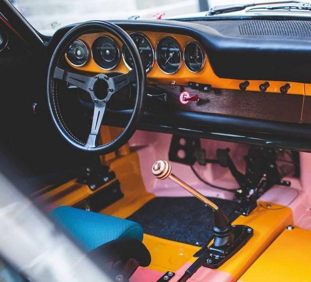 Porsche 1965 911 racer by Paul Smith (2)