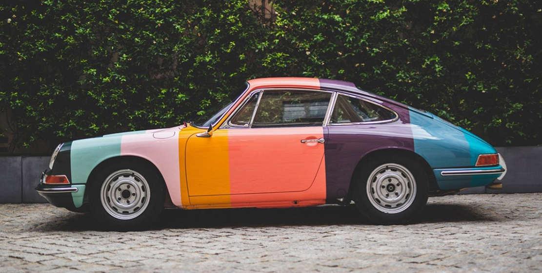 Porsche 1965 911 racer by Paul Smith (1)
