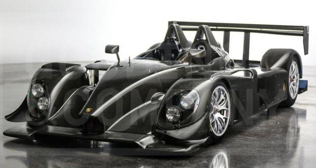 Porsche 2007 RS Spyder
