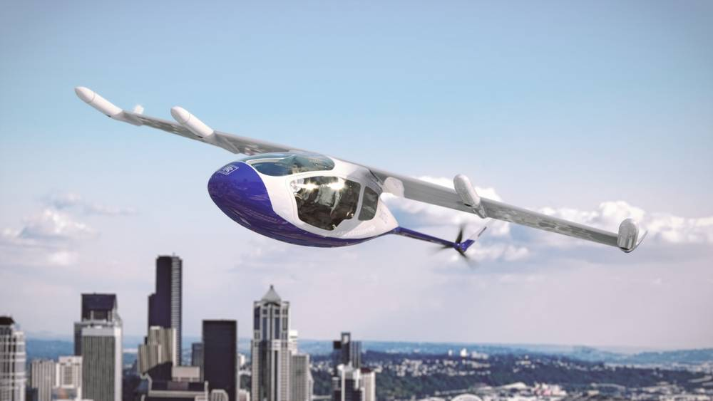 Rolls-Royce Flying Taxi concept (2)