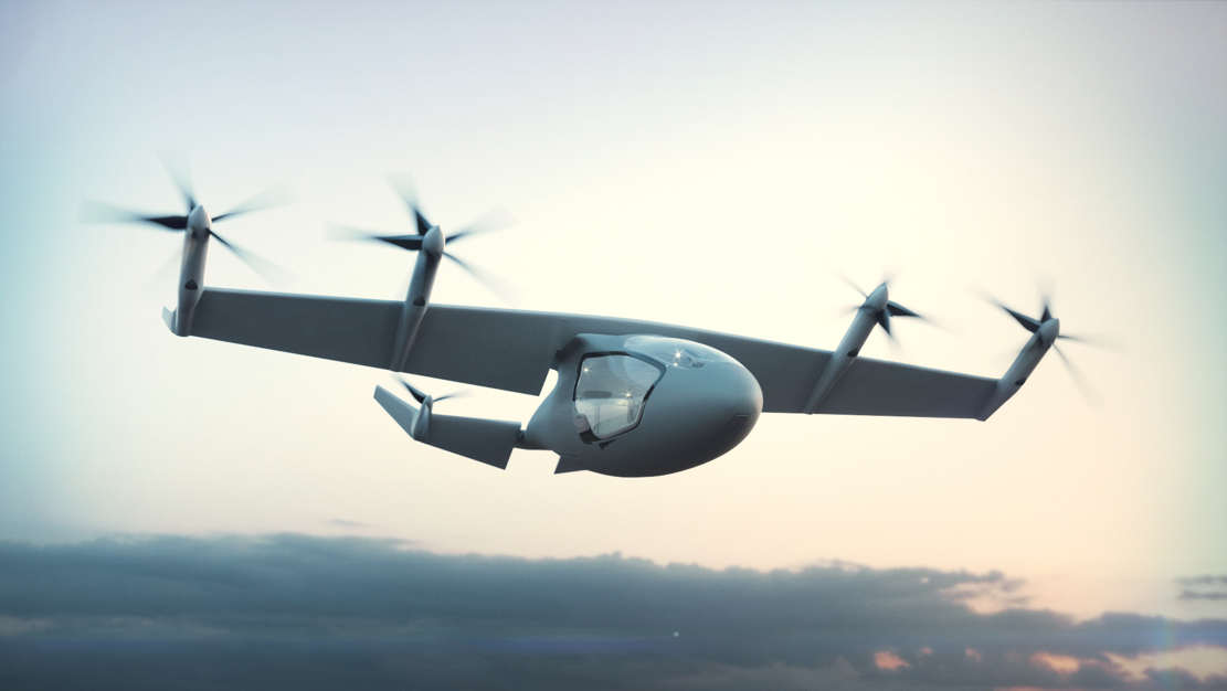 Rolls-Royce Flying Taxi concept (1)