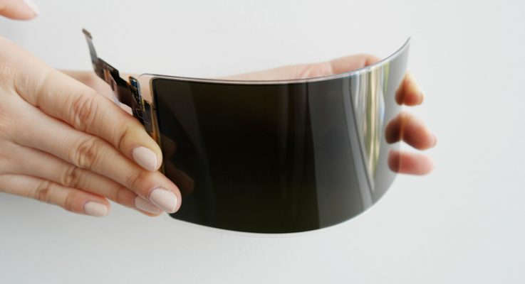 Samsung's Unbreakable OLED Display