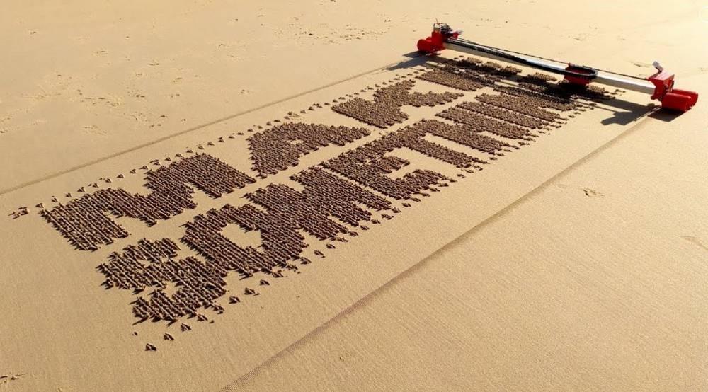 Sand Printer