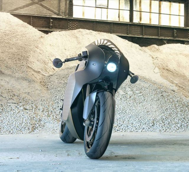 Saroléa MANX7 electric superbike (2)