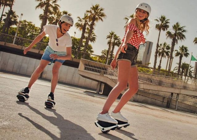 Segway Drift W1 Electric Skates