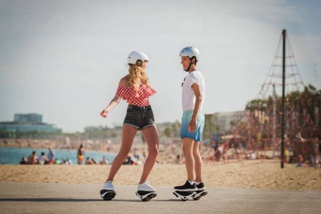 Segway Drift W1 Electric Skates (1)