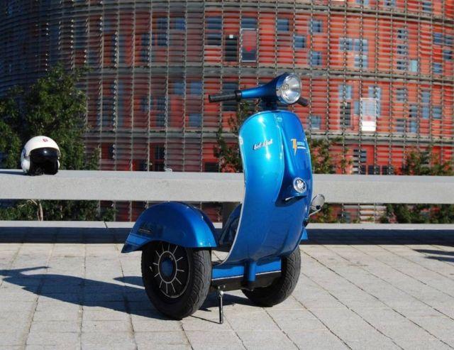 Segway hybrid Z-Scooter
