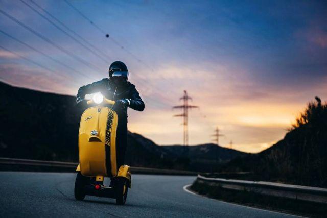 Segway hybrid Z-Scooter (3)