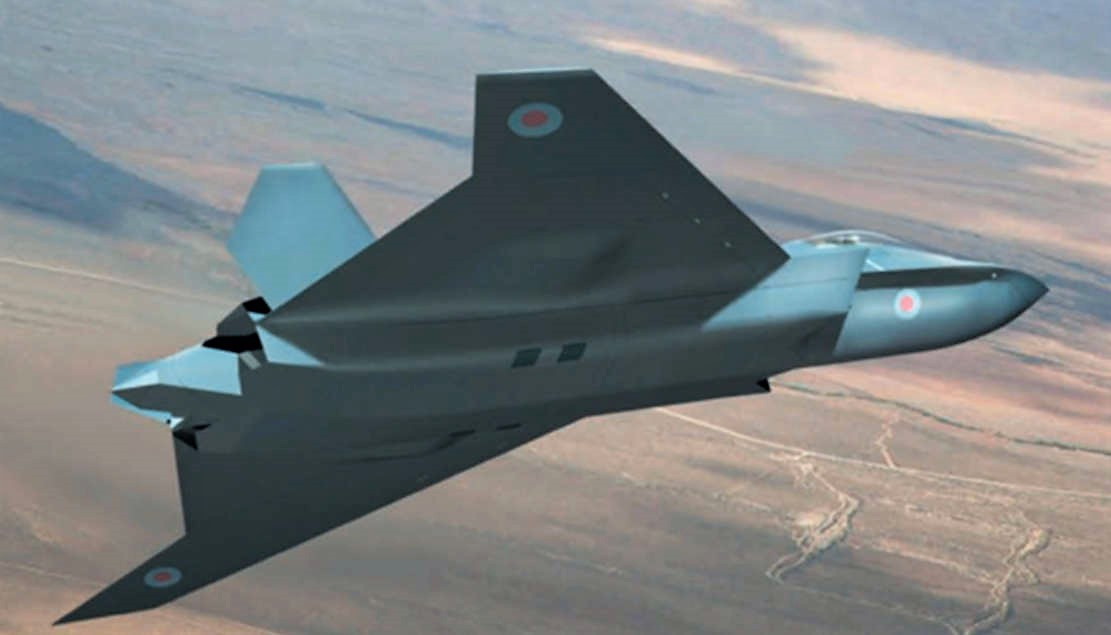 'Tempest' UK's 6th Generation Combat Aircraft