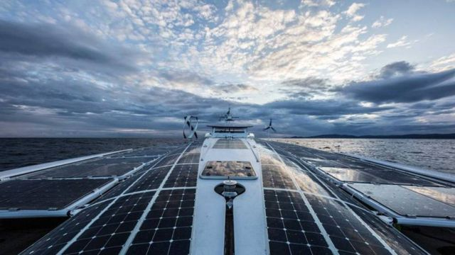 Energy Observer, the first Hydrogen vessel (4)