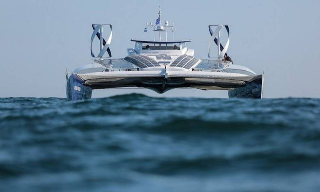 Energy Observer, the first Hydrogen vessel (3)