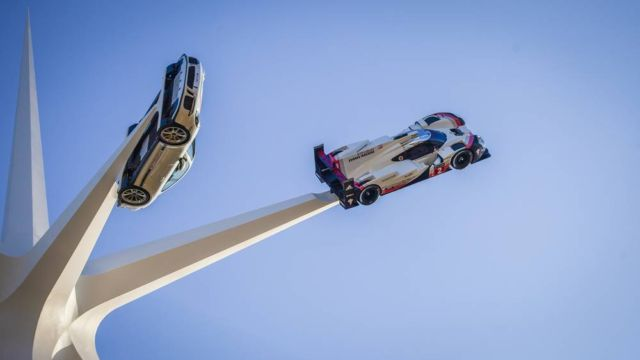 The Porsche Central Feature at the Goodwood Festival of Speed (2)