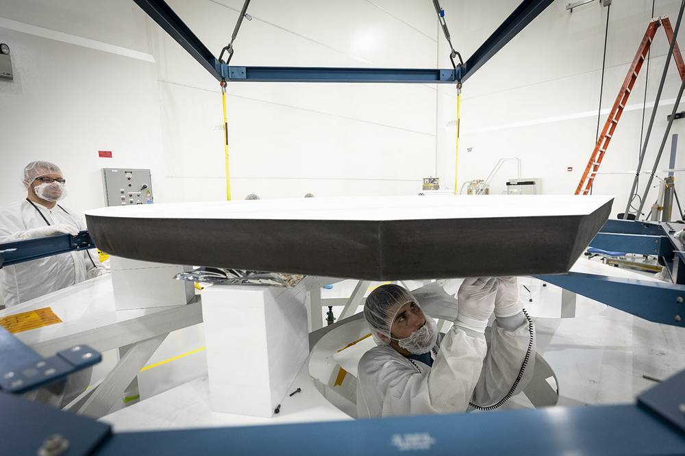 The super Heat-resistant Shield of NASA's Parker Solar Probe