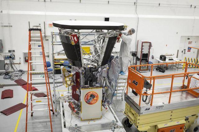 The super Heat-resistant Shield of NASA's Parker Solar Probe