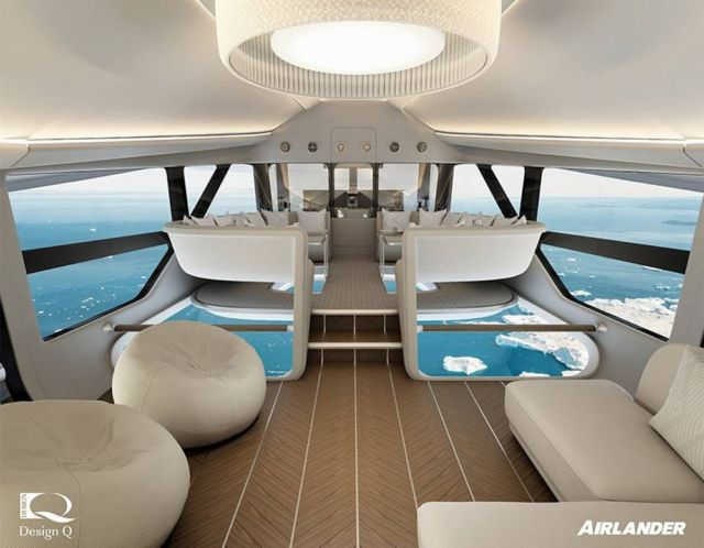 The unique Cabin of Airlander 10 air vehicle (5)