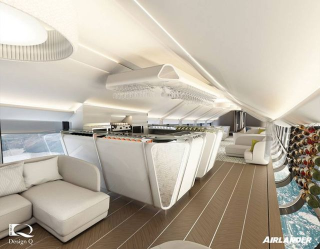 The unique Cabin of Airlander 10 air vehicle (4)