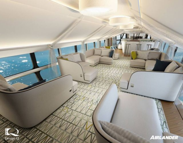 The unique Cabin of Airlander 10 air vehicle (1)