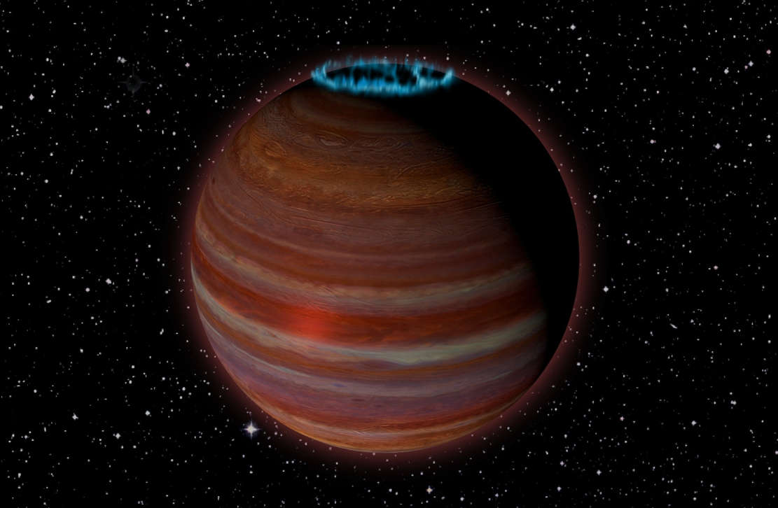 An Object right between Planet and Star
