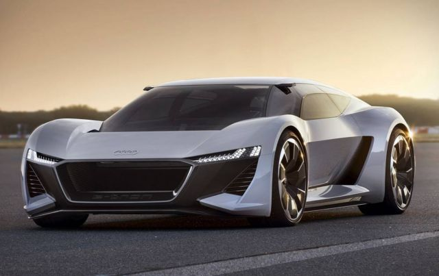 Audi PB18 E-Tron Electric supercar (4)