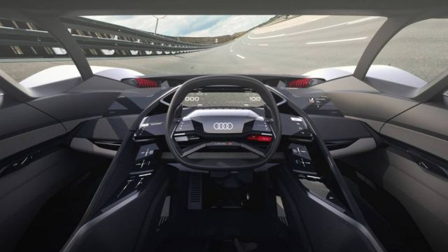 Audi PB18 E-Tron Electric supercar (3)