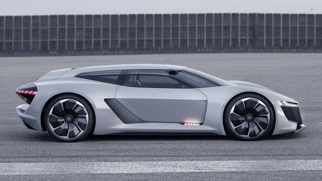 Audi PB18 E-Tron Electric supercar (1)