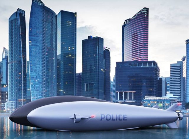 Avalon EOS Unmanned Airship (6)