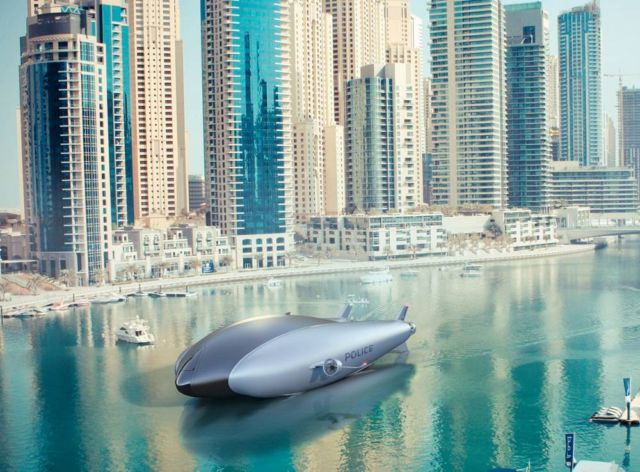 Avalon EOS Unmanned Airship (5)