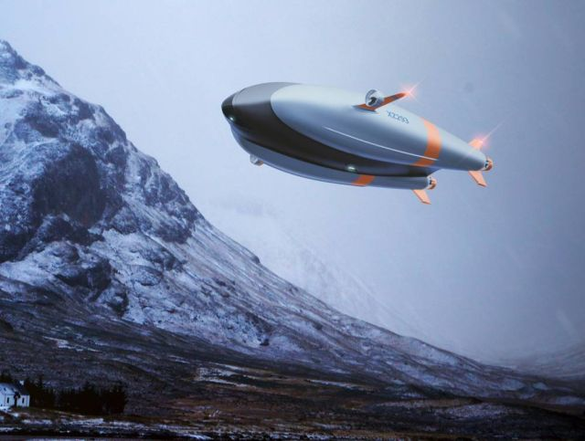 Avalon EOS Unmanned Airship (3)