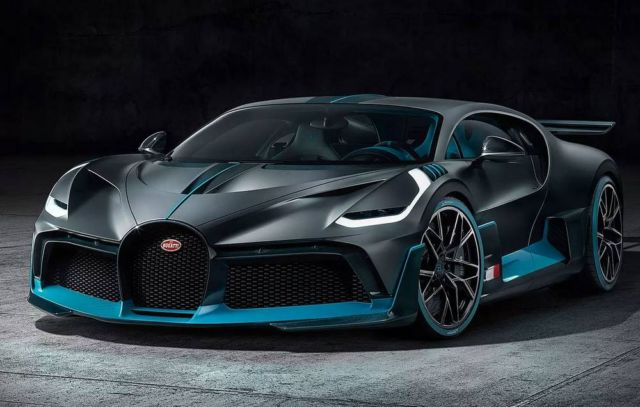 Bugatti Divo €5 million Hypercar (8)