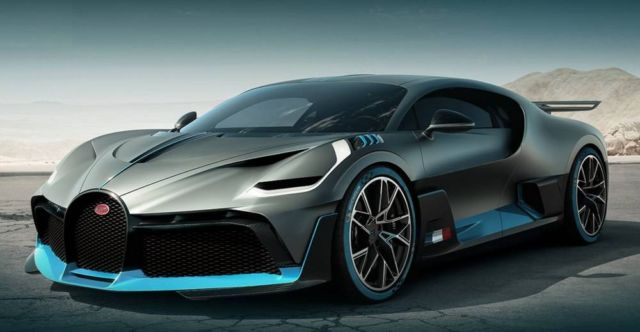 Bugatti Divo €5 million Hypercar (7)