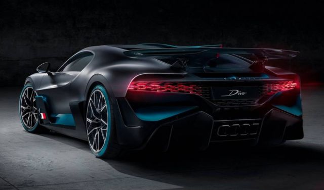 Bugatti Divo €5 million Hypercar (5)