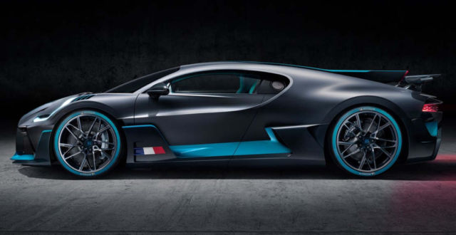 Bugatti Divo €5 million Hypercar (1)