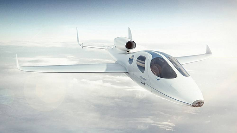 Flaris Lar 1 world's smallest Business Jet (6)