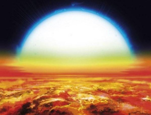 Hottest Exoplanet ever discovered