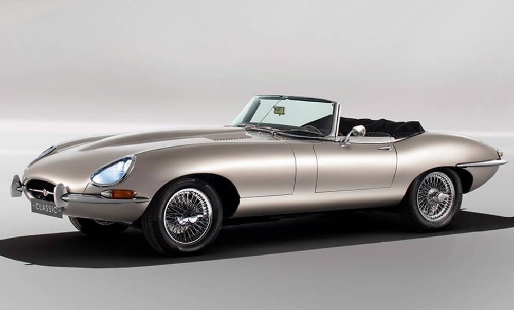 Jaguar will build All-Electric E-Types (6)