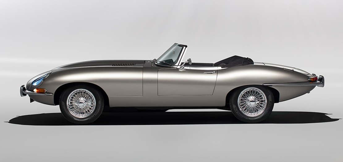 Jaguar will build All-Electric E-Types (1)