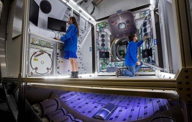 Lockheed Martin unveils 'RV to Mars' Habitat