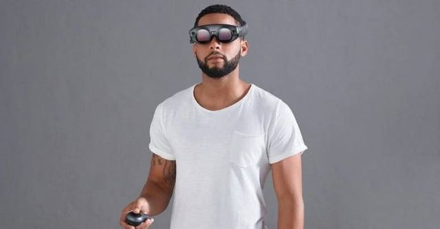 Magic Leap's Augmented Reality Headset