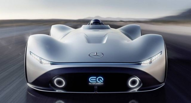 Mercedes Vision EQ Silver Arrow (12)
