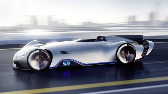 Mercedes Vision EQ Silver Arrow (11)