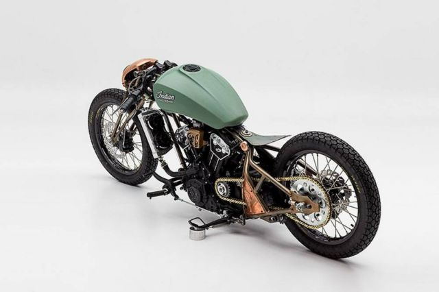 Alfredo Juarez's custom Indian motorcycle (5)
