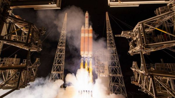 NASA Launches the Parker Solar Probe