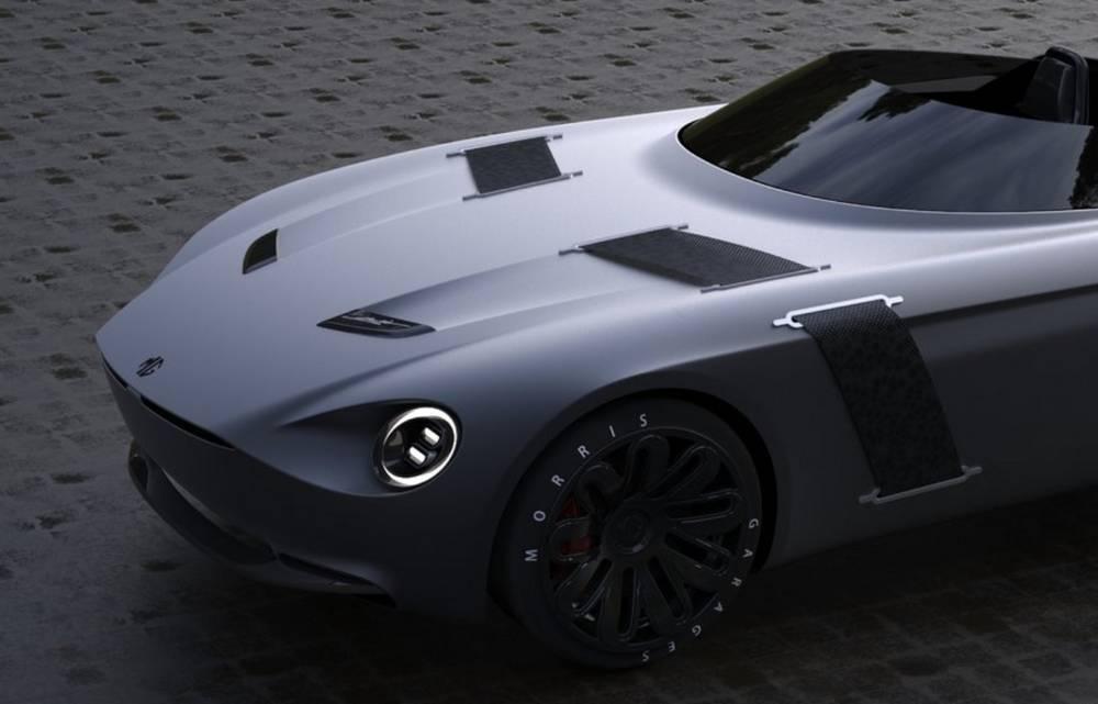 New Mg Concept Car Wordlesstech